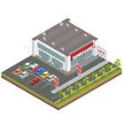 Торговый центр, комплекс или зал