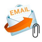 E-mail с вложением